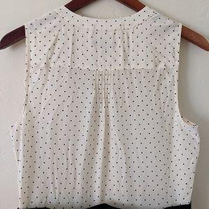 J. Crew Dresses - J. Crew Polka Dot Shirtdress